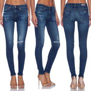 AG Adriano Goldschmied The Farrah Skinny Jeans